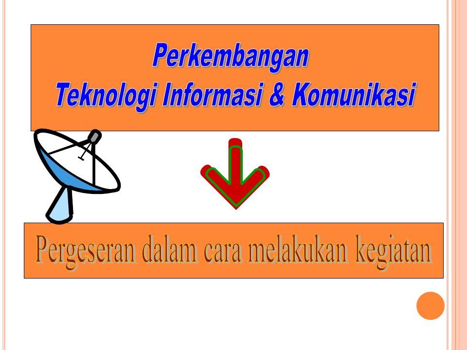 M ETODE PEMBELAJARAN E - LEARNING MEMILIKI 3 KUNCI PENTING : 1.