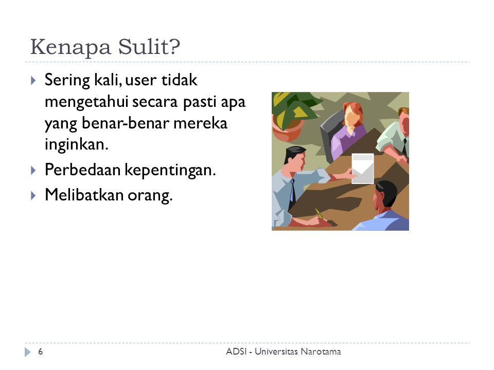 Requirements Specification  Narative.