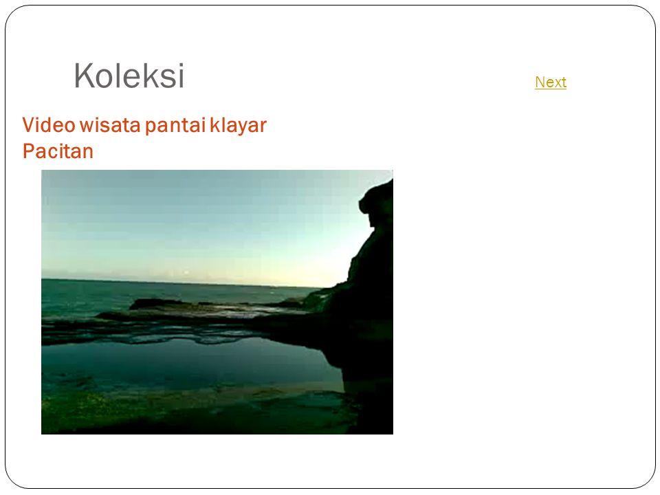 Koleksi Next Next Video wisata pantai klayar Pacitan