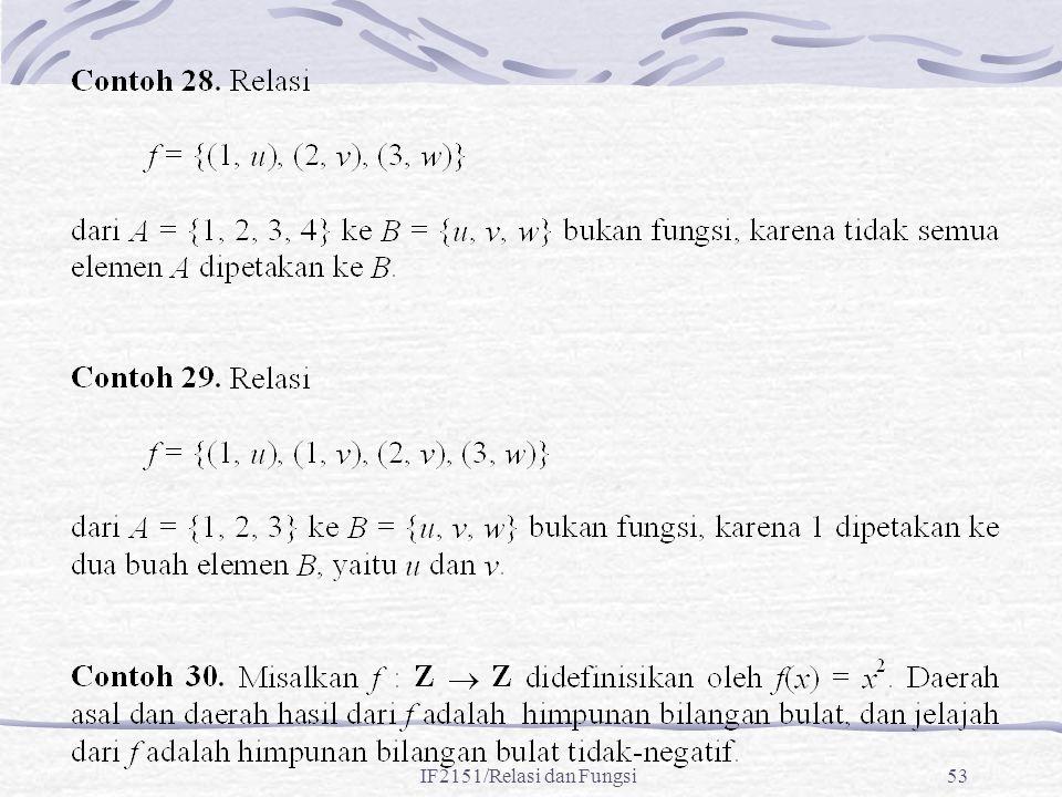 IF2151/Relasi dan Fungsi53