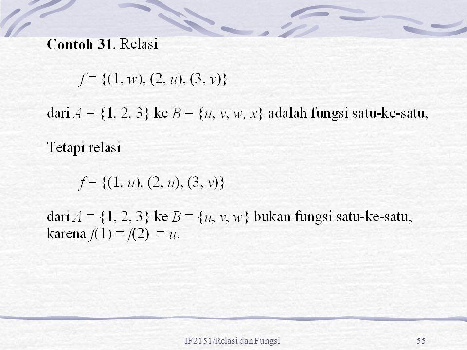 IF2151/Relasi dan Fungsi55
