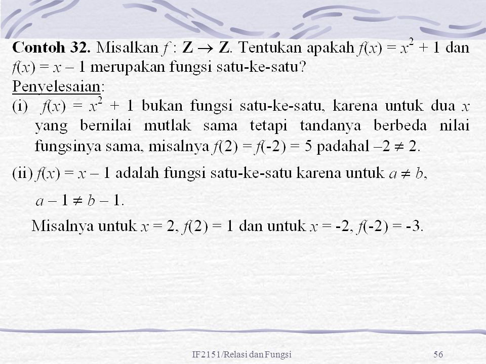 IF2151/Relasi dan Fungsi56