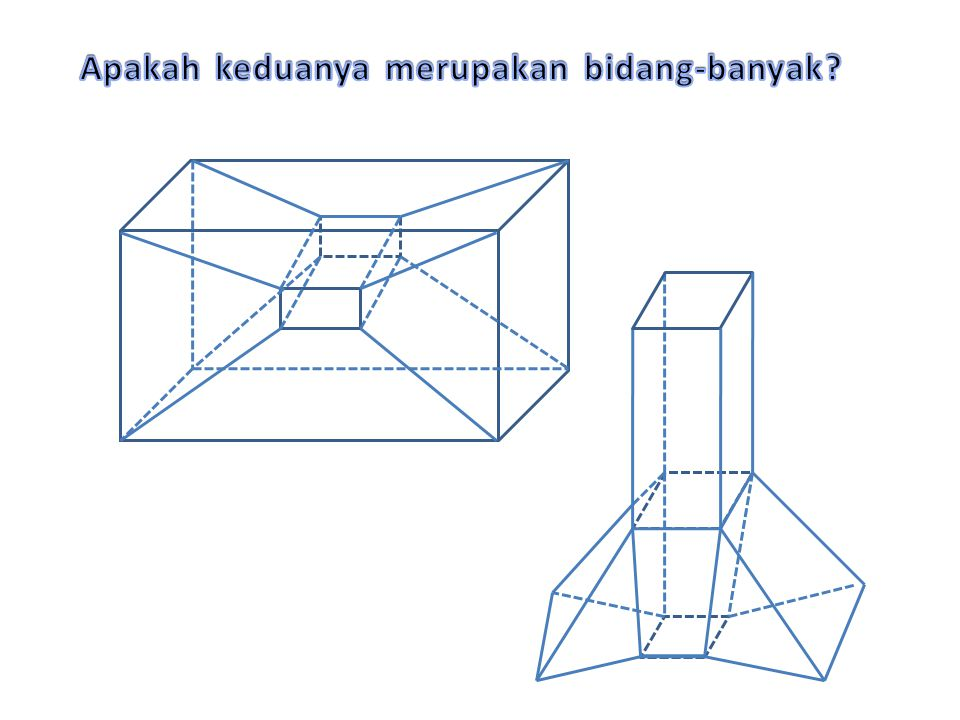 klasifikasi bidang-banyak didasarkan pada banyak permukaan (bidang-sisi)-nya Jenis bidang-banyak (polyhedron) banyak permukaan (face) bidang-empat(tet