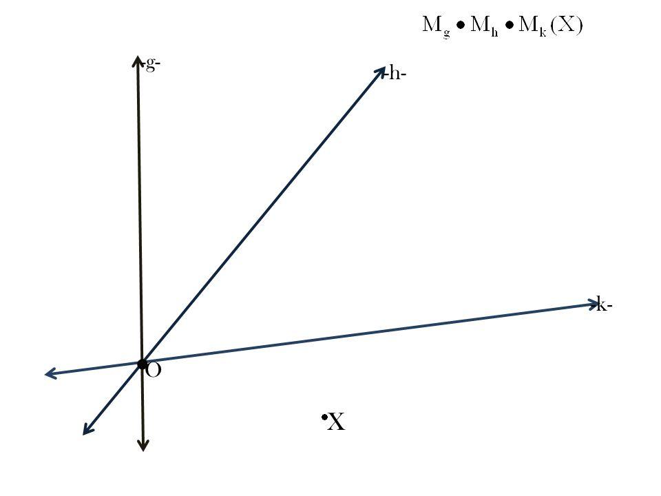 Diketahui garis g dan h, yang tergambar di bawah tulisan persoalan ini.