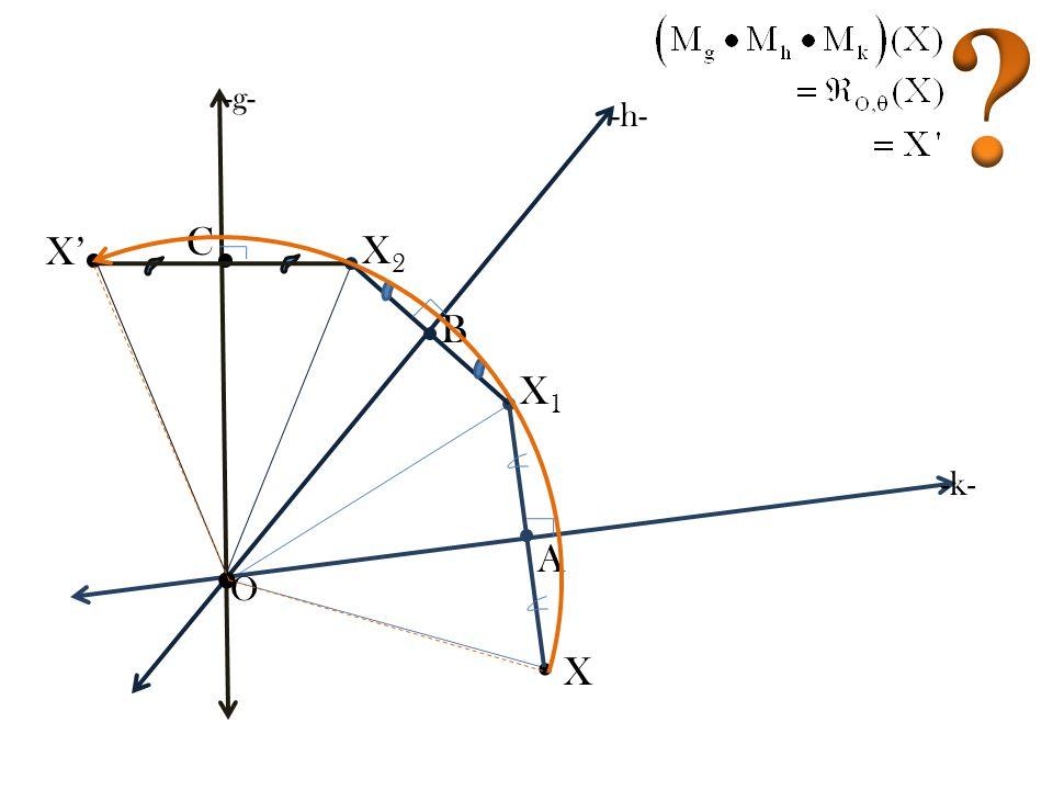 Diketahui sebuah garis g dan dua buah titik A dan B pada setengah-bidang yang sama terhadap g.