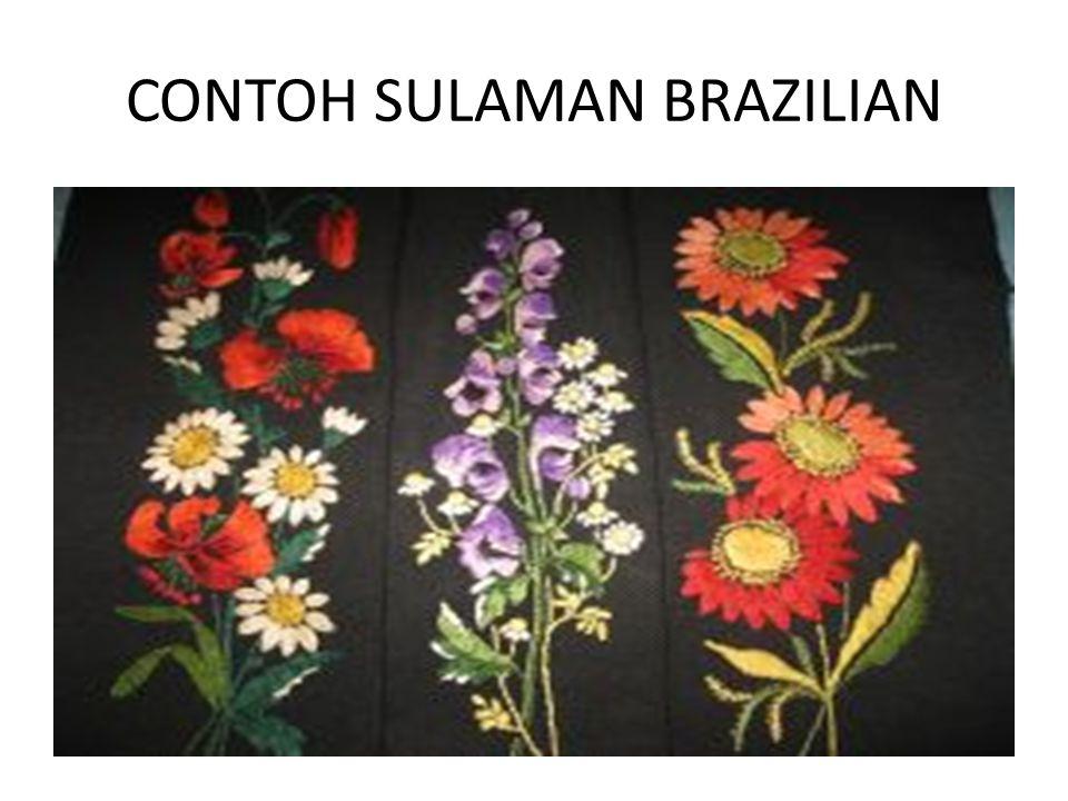 CONTOH SULAMAN BRAZILIAN