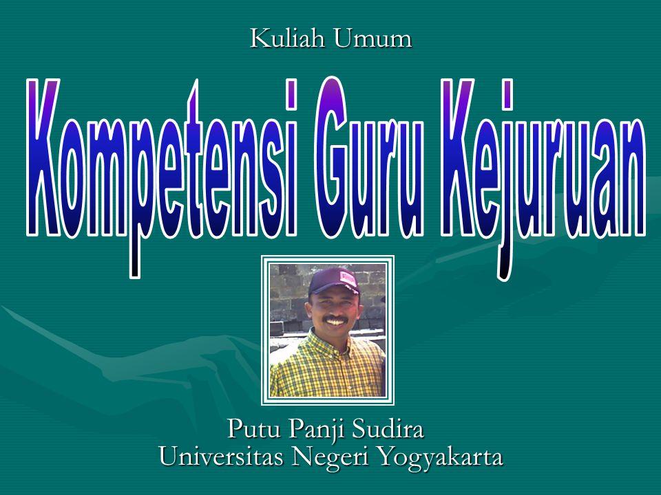Putu Panji Sudira Kuliah Umum Universitas Negeri Yogyakarta