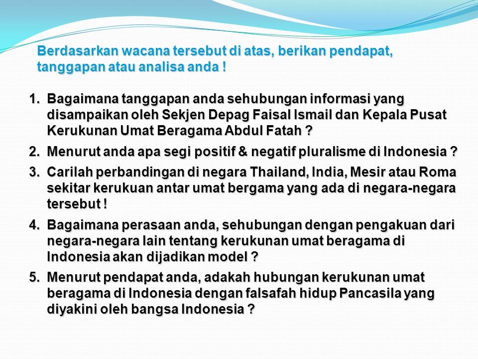 INQUIRI Isilah titik-titik pada kolom berikut ini untuk menganalisis pengaruh pene- rapan sistem pemerintahan presidensial di Indonesia pasca amandeme