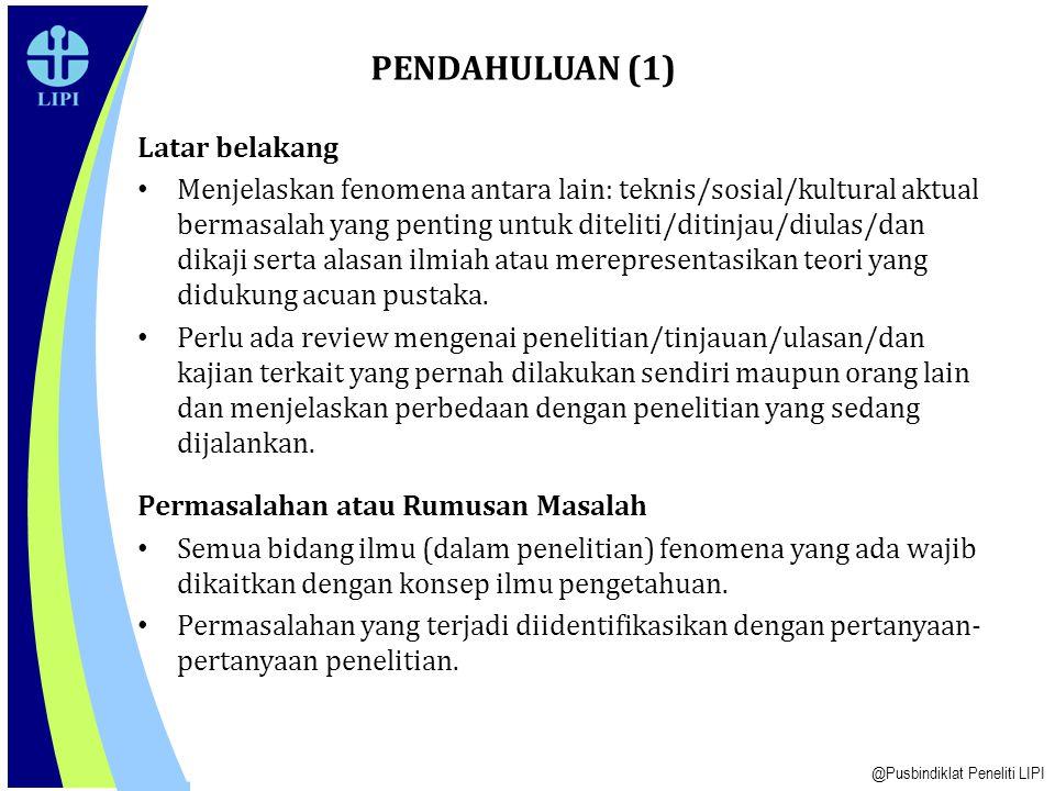 Kata kunci (2) Abstrak dan kata kunci ditulis dalam bahasa Inggris dan Indonesia dengan tujuan agar hasil penelitian, tinjauan, ulasan, dan kajian perlu disebarluaskan baik pada cakupan nasional maupun internasional.