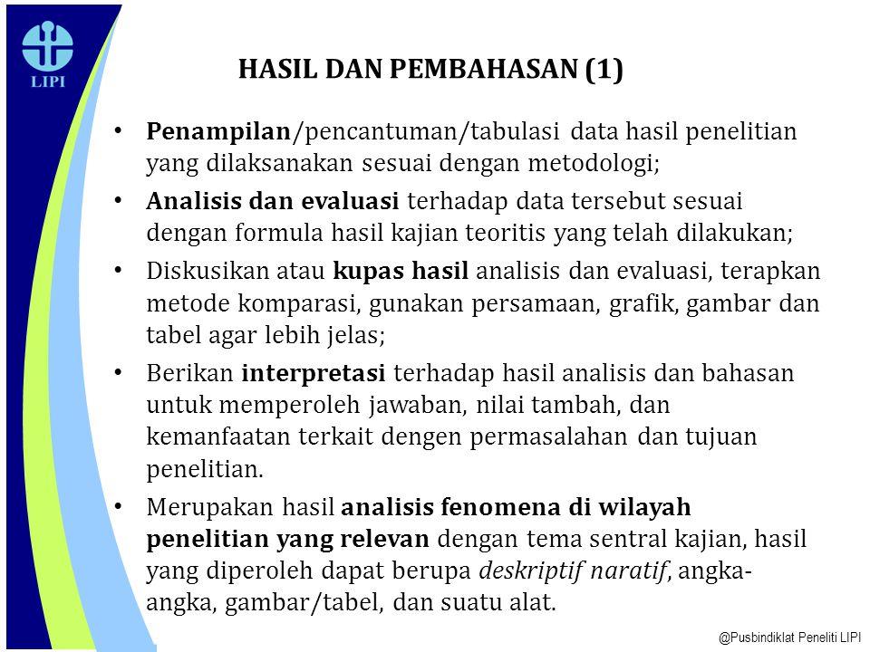 Metode mencakup uraian dan penjelasan sebagai berikut: – Penjelasan mengenai bahan dan peralatan serta metode yang digunakan (termasuk pisau analisis).