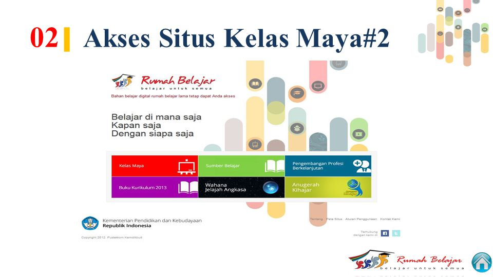 02 | Akses Situs Kelas Maya#2