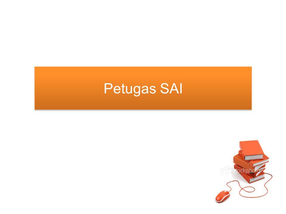 Prosedur Aktivasi Identitas dan Kata Sandi SIMKeu Kemdiknas Petugas SAI 1.menghubungi help desk SIMKeu (021) 500 005 ext.