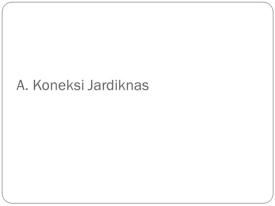 A. Koneksi Jardiknas