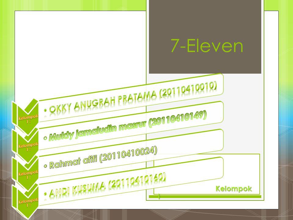 7-Eleven Kelompok 1