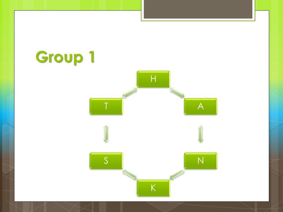 HANKST Group 1