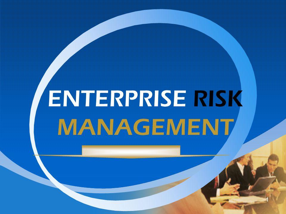 1 ENTERPRISE RISK MANAGEMENT