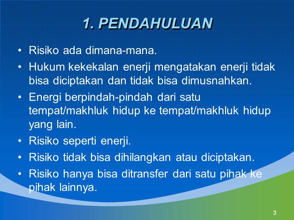 24 8 RISIKO: -REPUTASI -STRATEGI -LEGAL/HUKUM -OPERASIONAL -KEPATUHAN -KREDIT -PASAR -LIKUIDITAS RISIKO NON-FINANSIIL RISIKO FINANSIIL KEJELASAN LINGKUP DAN CAKUPAN RISIKO BANK (value proposition): KELOMPOK MENURUT SIFAT SUMBER