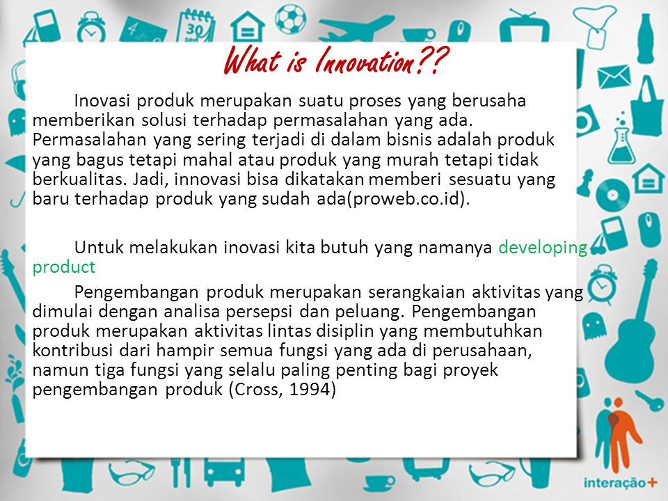 What is Innovation?.