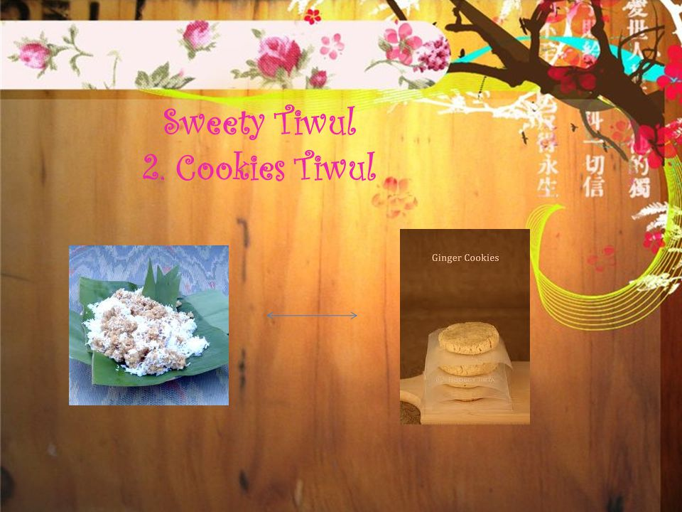 Sweety Tiwul 1. tiwul Strawberry