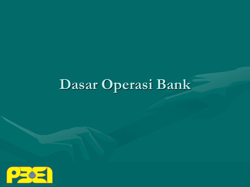 Dasar Operasi Bank