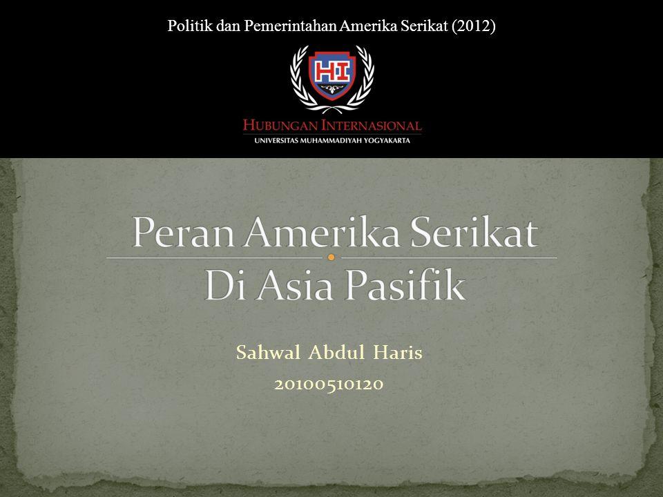 Sahwal Abdul Haris 20100510120 Politik dan Pemerintahan Amerika Serikat (2012)