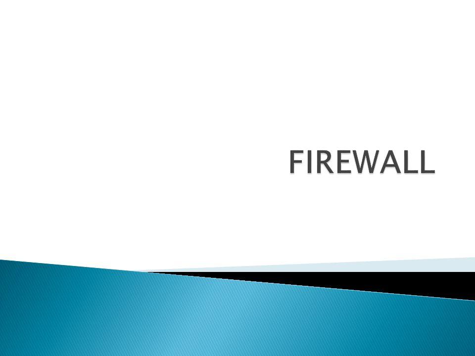 POS SATPAM Firewall