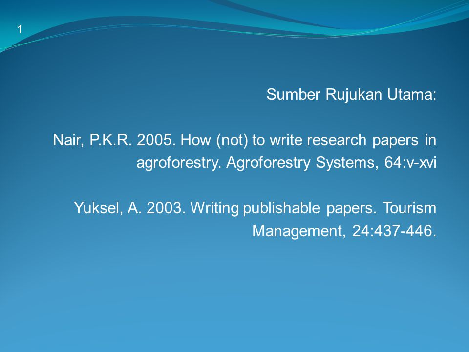 JURNAL-JURNAL INTERNASIONAL a,b ab Journal of Rural Studies World Development Human Ecology Journal of Sustainable Forestry Water Policy Environmental Science Dll.