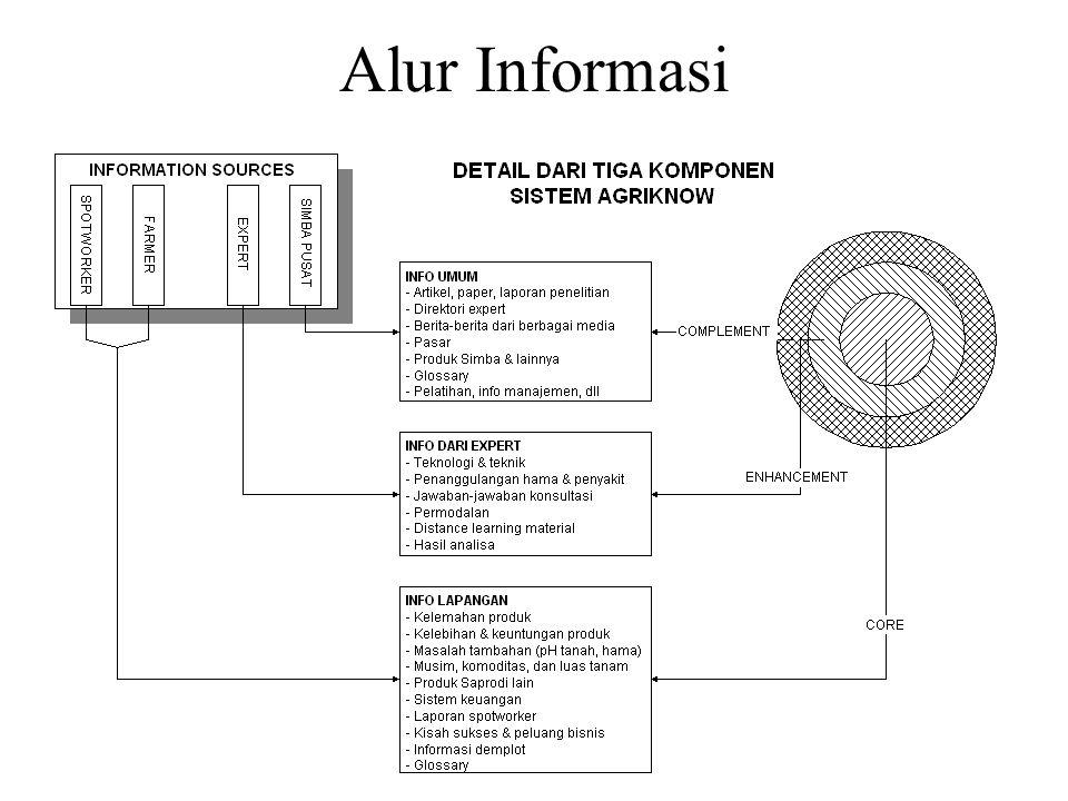 Alur Informasi