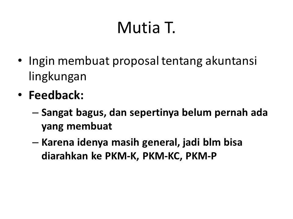 Mutia T.