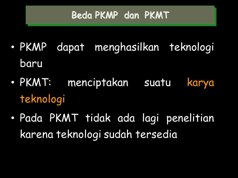 PKMP merupakan karya kreatif untuk menjawab permasalahan, pengembangan ilmu dan teori, yang dilaksanakan dengan pengumpulan data Pada PKMP, pemecahan