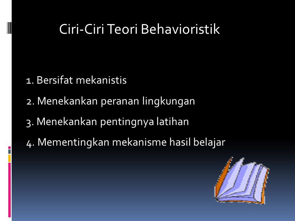 Pengertian Perubahan perilaku seseorang yang dapat diamati, diukur, dan dapat dinilai secara konkret Ada Stimulus ( rangsangan ) – Ada Respon ( reaksi