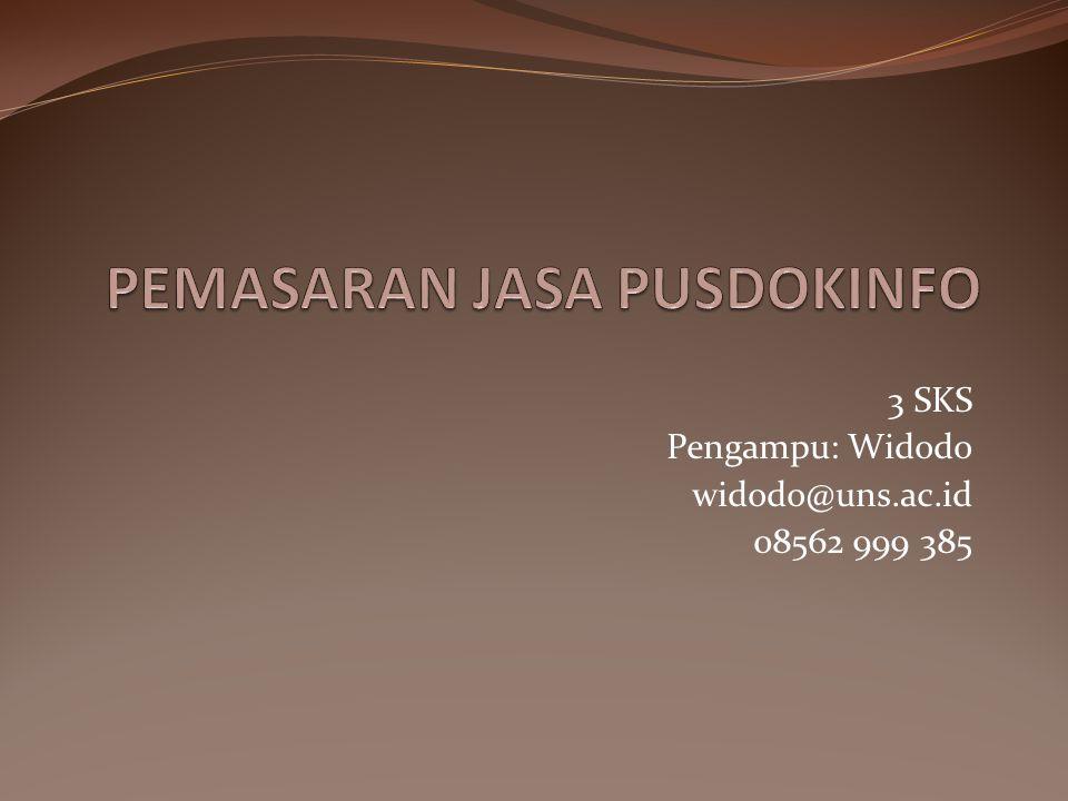 3 SKS Pengampu: Widodo widodo@uns.ac.id 08562 999 385