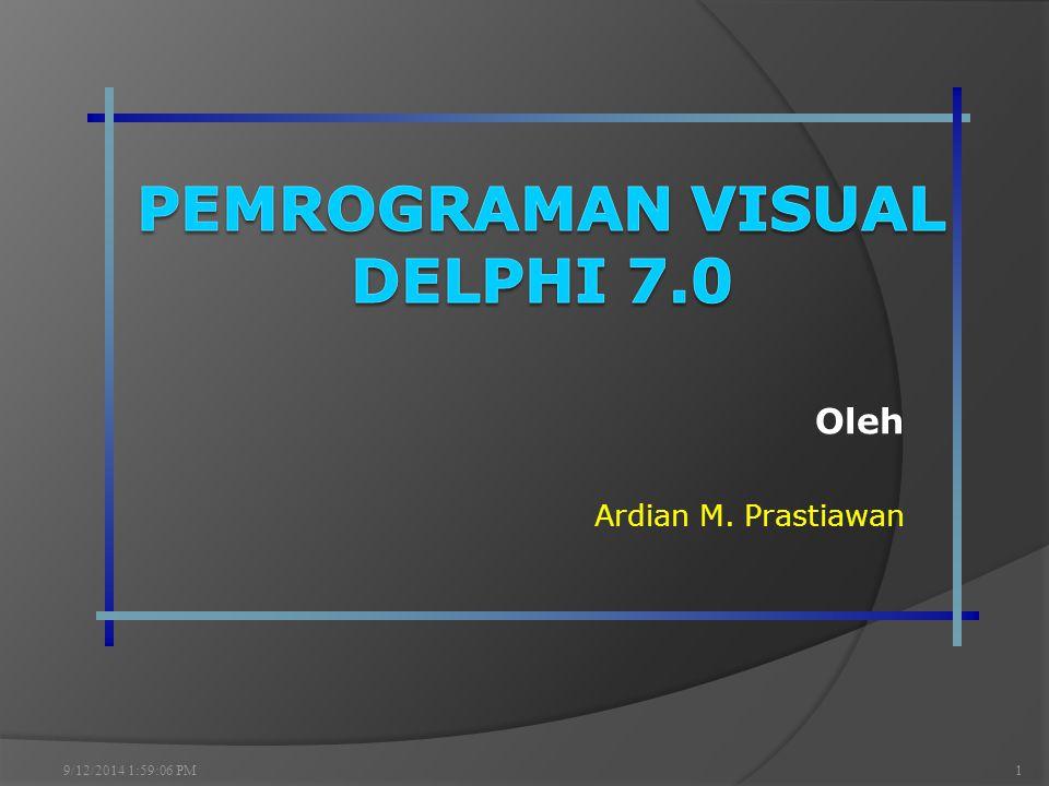Oleh Ardian M. Prastiawan 9/12/2014 2:00:42 PM1