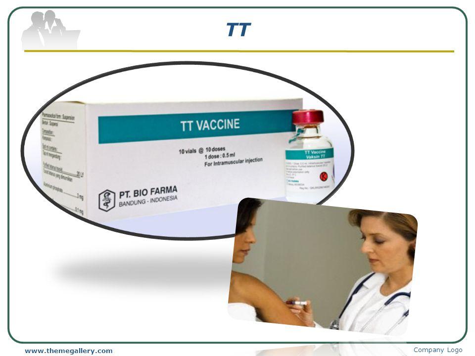Imunisasi terhadap Wanita Usia Subur Company Logo www.themegallery.com