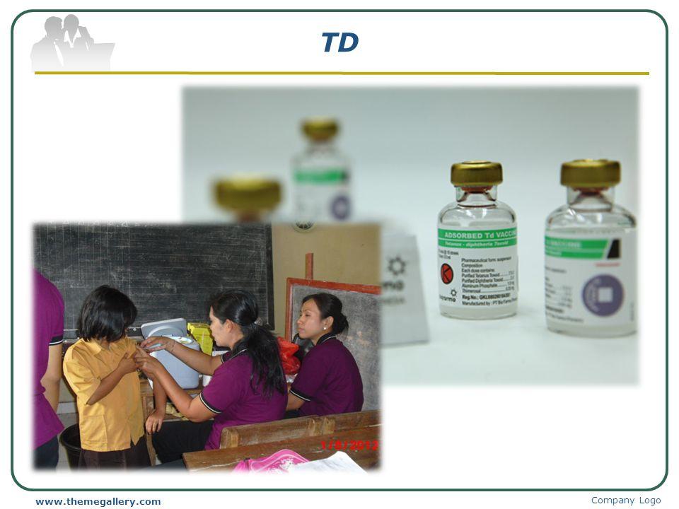 Imunisasi terhadap Anak Sekolah Dasar Company Logo www.themegallery.com