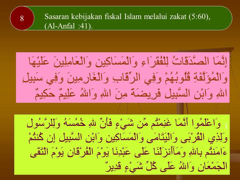 "7 Investasi dengan sistem mudharabah, musyarakah, ijarah Muzammil ayat 20 : وَءَاخَرُونَ يَضْرِبُونَ فِي الْأَرْضِ يَبْتَغُونَ مِنْ فَضْلِ اللَّهِ ""Da"