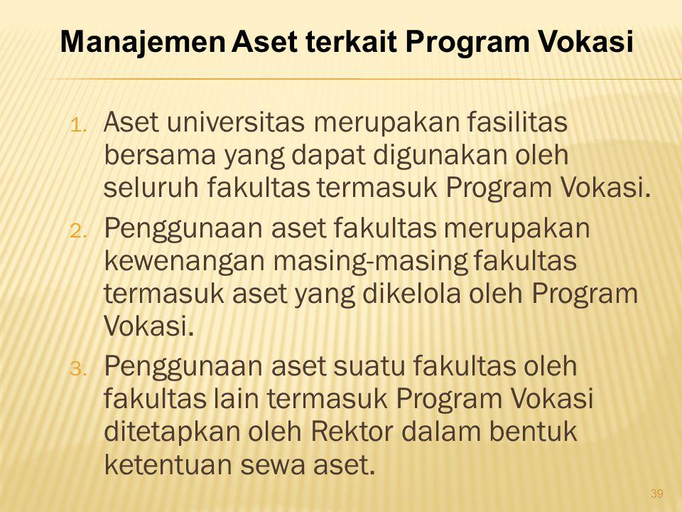 5.Setiap Program Studi memiliki Lab. kompetensi 6.