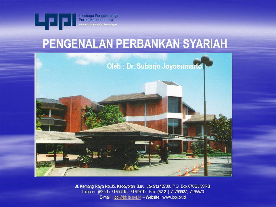 III.PERBANKAN SYARIAH INSTRUMEN 1.