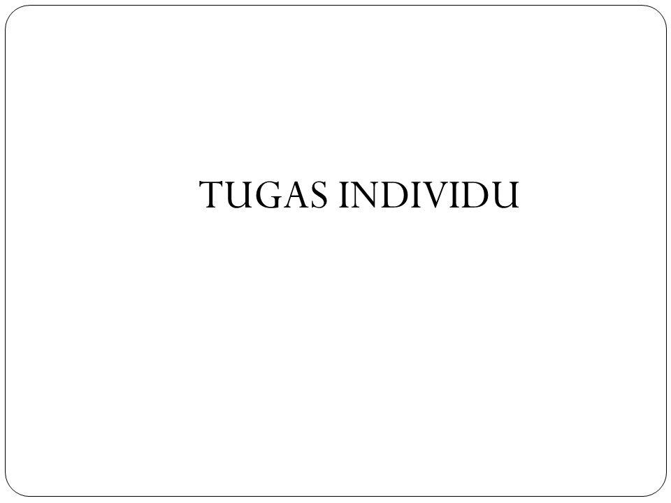 TUGAS INDIVIDU