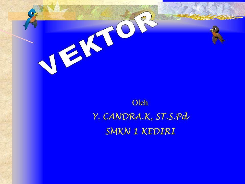Dalam bentuk komponen, vektor hasil penjumlahan dua vektor adalah vektor yang komponennya hasil penjumlahan elemen seletak Umum Analog: Mengurangi sebuah vektor dengan sebuah vektor v sama artinya dengan menambah vektor tersebut dengan lawan v (  v)
