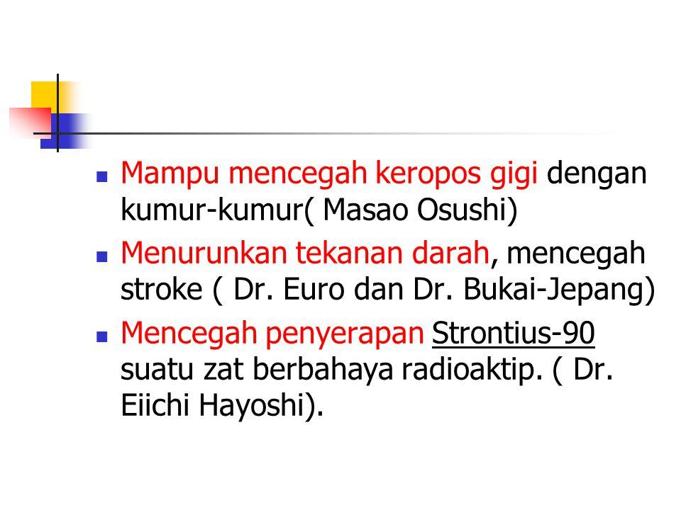 Reishi Mushroom Extract Penelitian menunjukkan Reishi sangat menolong dalam pencegahan darah tinggi, cancer.