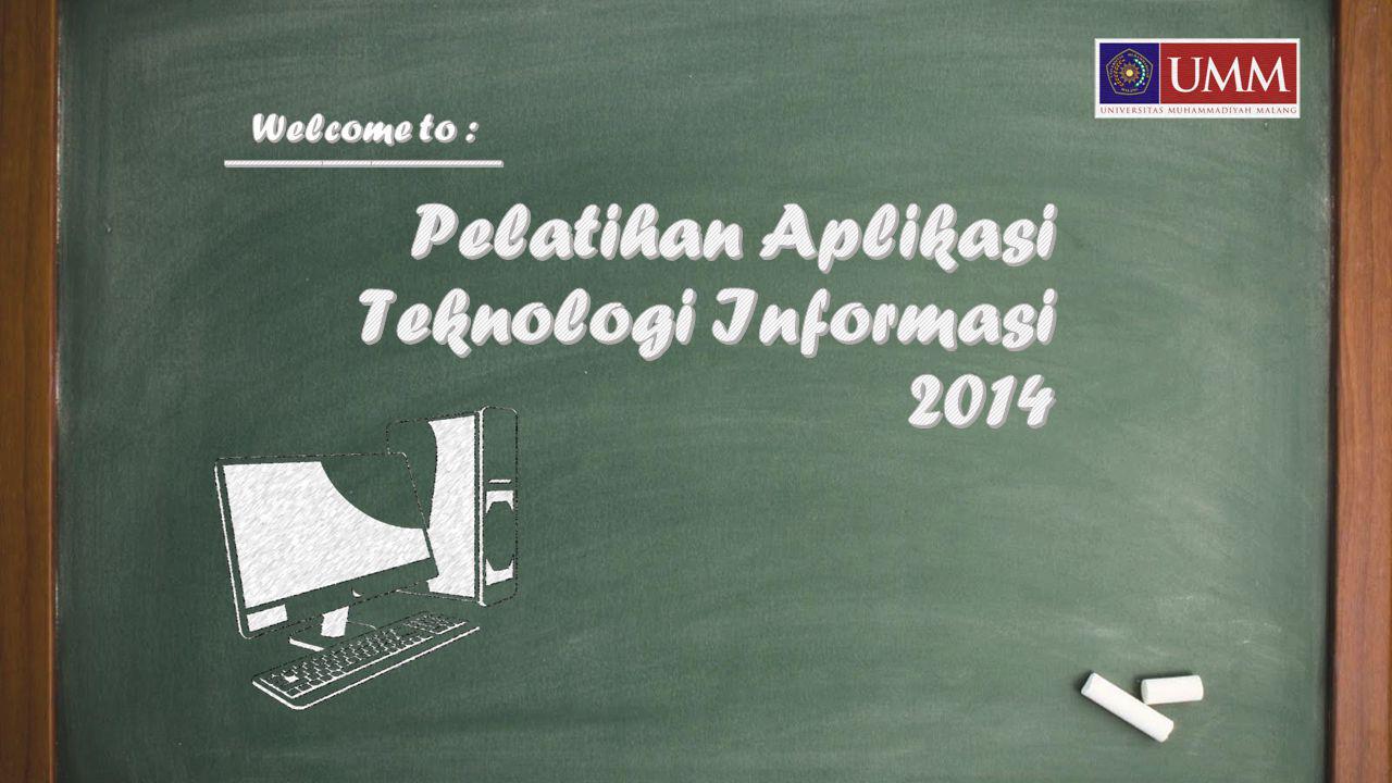 Materi PATI 2014 Internet E-mail Blog Cloud Computing Wikipedia Office E-Learning