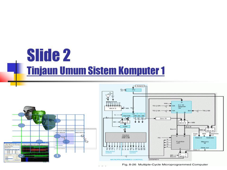 Slide 2 Tinjaun Umum Sistem Komputer 1