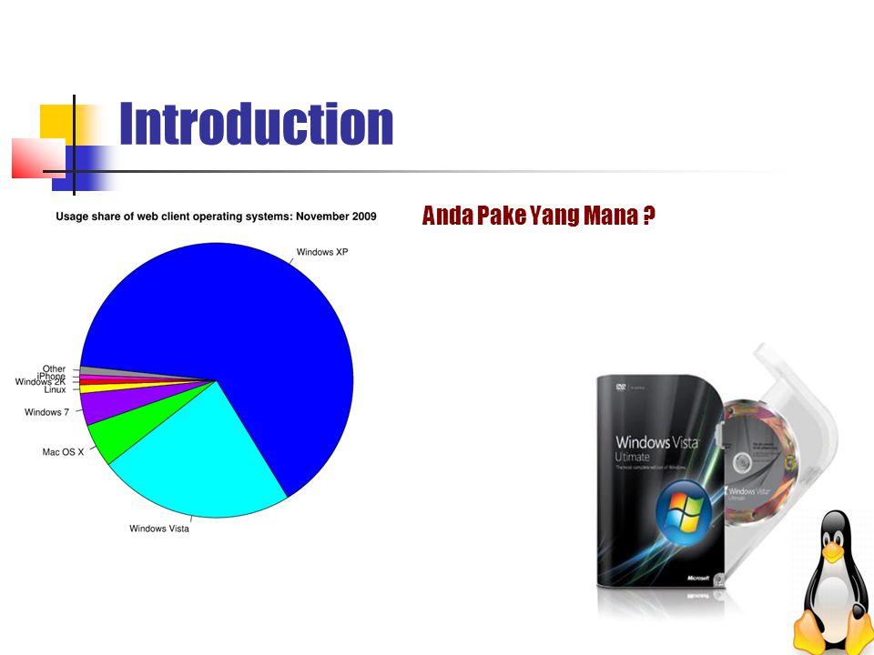 Introduction Anda Pake Yang Mana ?