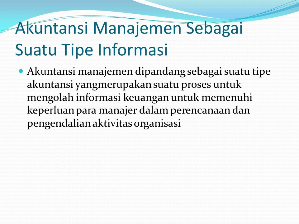 Mengapa informasi akuntansi.Accounting is a business language.