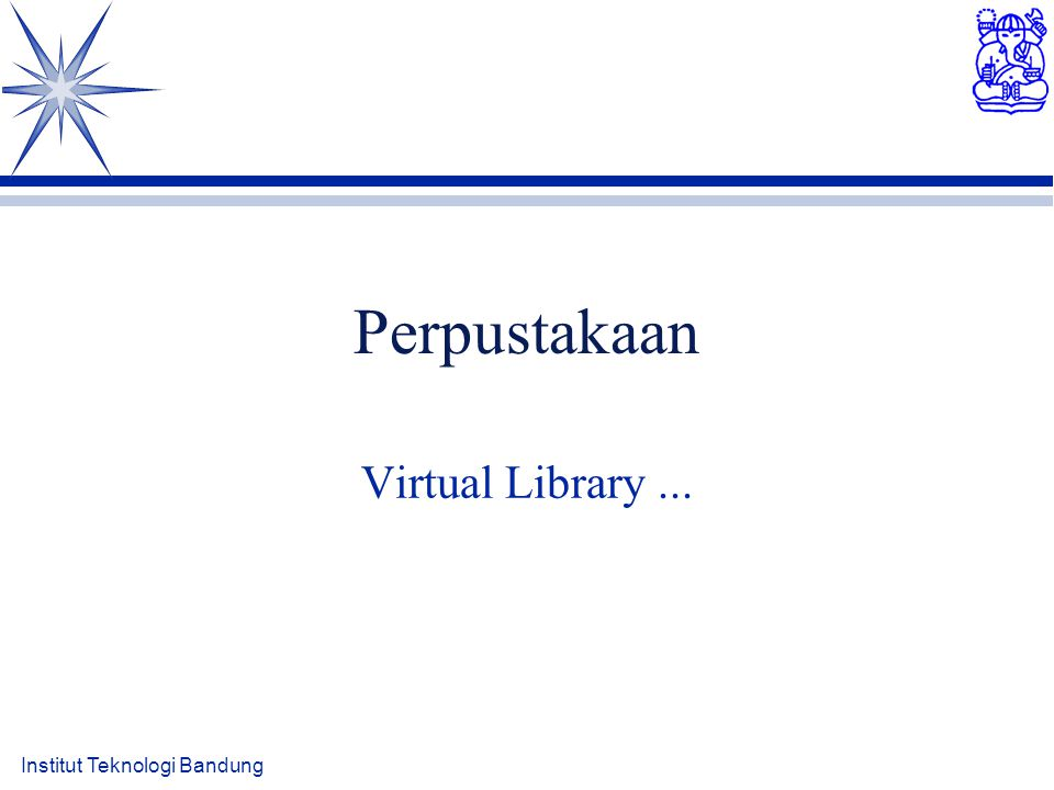 Perpustakaan Virtual Library...
