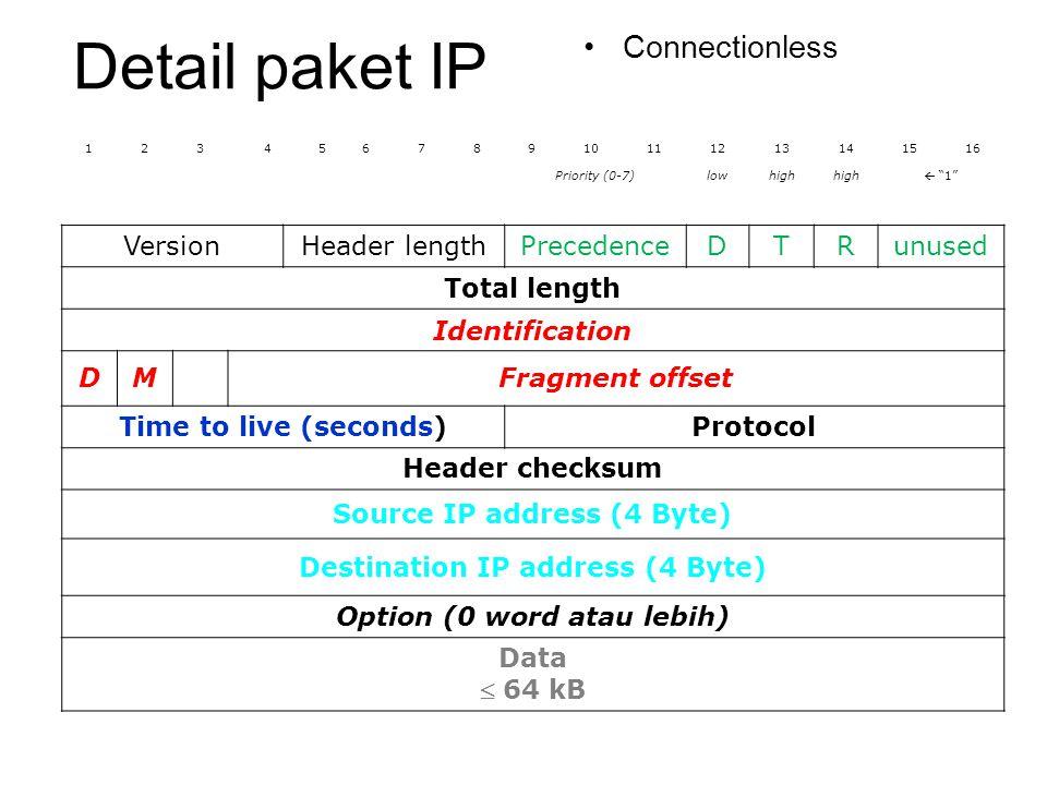 Lalu, beda OSI dg TCP/IP?