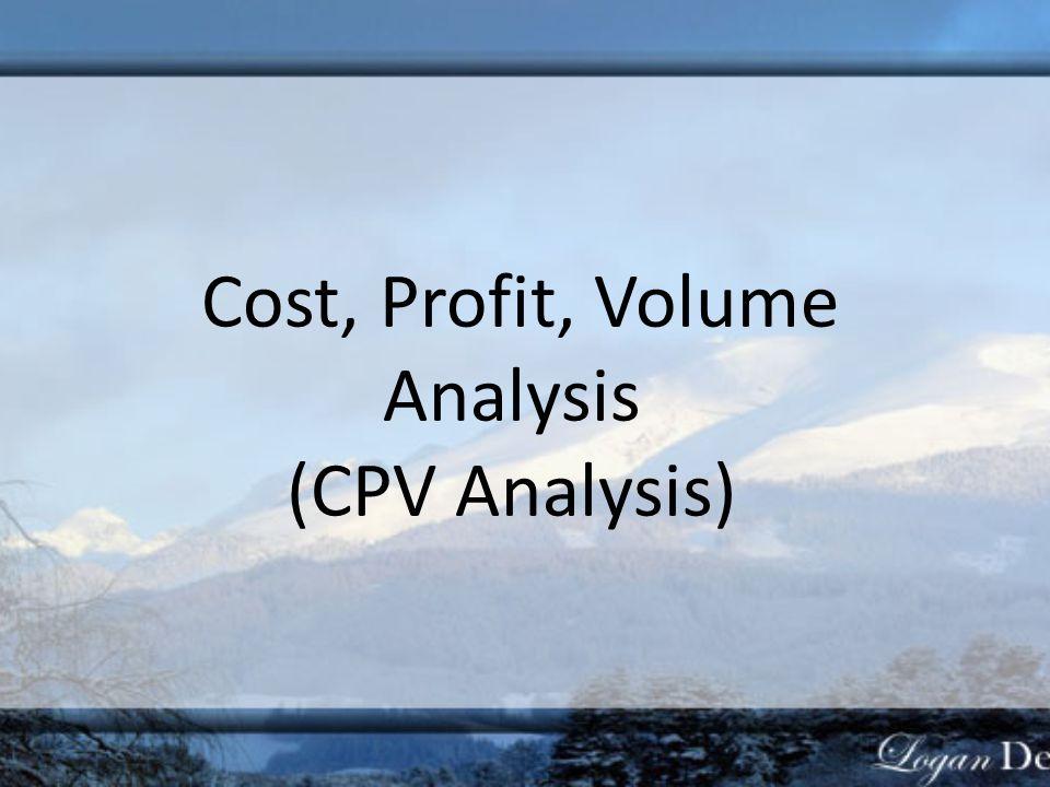 Kasus: Perubahan dalam biaya tetap, harga jual dan volume pejualan.