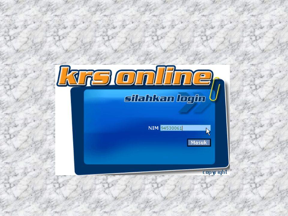 Tampilan memiliki tanggungan keuangan Entri Kartu Rencana Study Universitas Muhammadiyah Malang Maaf … NIM : 0830121 masih memiliki tanggungan keuangan, Hubungi Biro Keuangan !