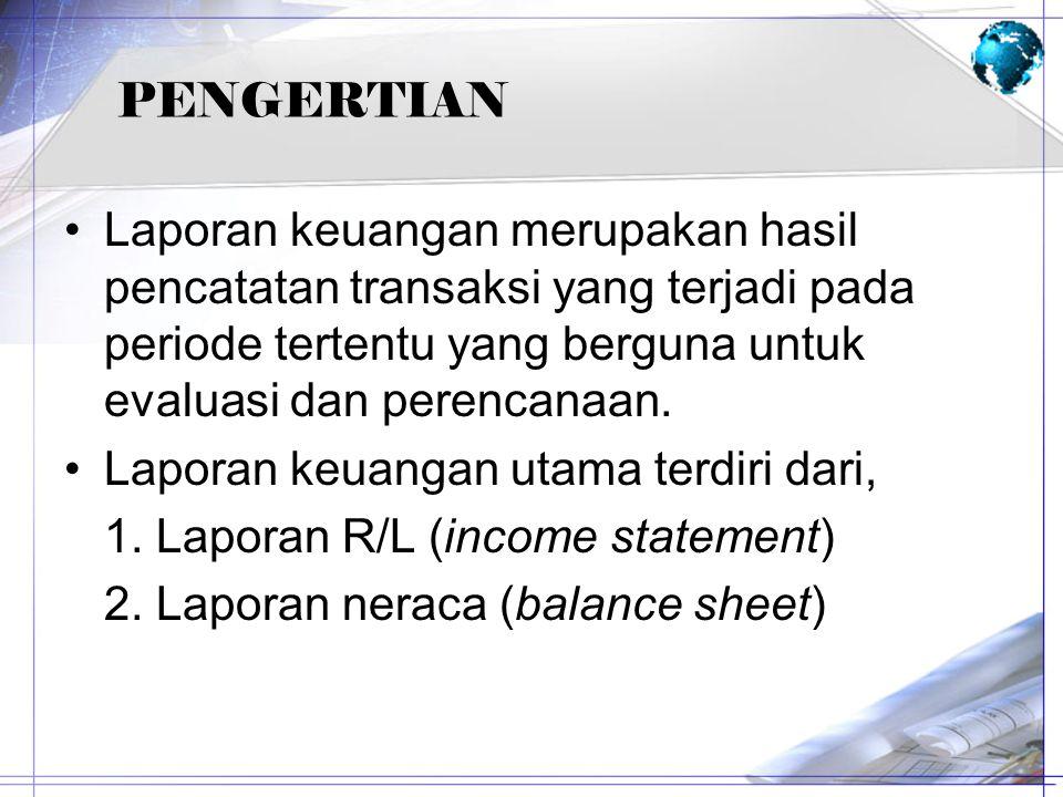 Rasio Likuiditas Untuk mengetahui kemampuan perusahaan memenuhi kewajiban jangka pendek (kurang dari 1 tahun) Metode : 1.